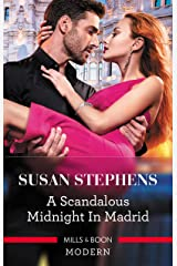 A Scandalous Midnight in Madrid (Passion in Paradise) Kindle Edition