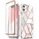i-Blason Cosmo Series Case for iPhone 11 (2019 Release), Slim Full-Body Stylish Protective Case with Built-in Screen Protecto