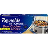 """Reynolds Kitchens Premium Slow Cooker Liners - 13 x 21"""", 6 Count"""