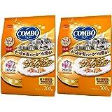 コンボ コンボ キャット かつお味・鮭チップ・かつお節添え700g×2袋セット