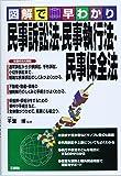 民事訴訟法・民事執行法・民事保全法 (図解で早分かり)