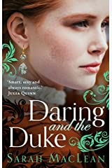 Daring and the Duke (The Bareknuckle Bastards) Kindle Edition