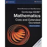 Cambridge IGCSE® Mathematics Core and Extended Coursebook