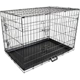 Paw Mate Dog Cage with Removable Tray (PET-WC36)