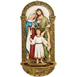 Holy Family Holy Water Font (6288-5)