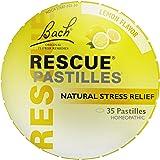 Bach Original Flower Remedies - Rescue Remedy Pastilles Lemon - 1.7 oz.