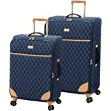 LONDON FOG Queensbury Softside Spinner Luggage