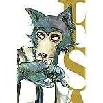 BEASTARS iPhone(640×960)壁紙 レゴシ(ハイイロオオカミ)