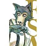 BEASTARS FVGA(480×800)壁紙 レゴシ(ハイイロオオカミ)