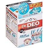 カーメイト 車用 除菌消臭剤 ドクターデオ Dr.DEO スチーム 循環タイプ 置き型 無香 安定化二酸化塩素 190g D217