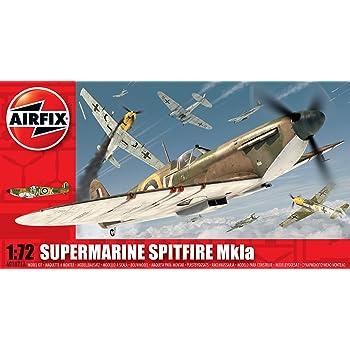 エアフィックス 1/72 スピットファイアー MK1A X1071A プラモデル