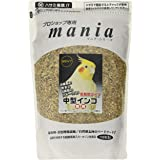 mania(マニア) プロショップ専用 中型インコ低脂肪 3L