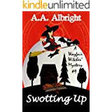 Swotting Up (A Wayfair Witches' Cozy Mystery #9)
