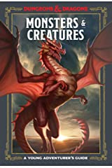 Monsters & Creatures (Dungeons & Dragons): A Young Adventurer's Guide (Dungeons & Dragons Young Adventurer's Guides) Kindle Edition