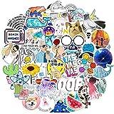 Jackify Graffiti Stickers Pack (100pcs), Vinyl Sticker Decals for Laptop, Luggage, Skateboard, Bike, MacBook, DIY Party Suppl