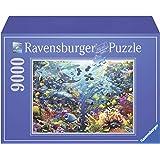 Ravensburger Underwater Paradise Puzzle 9000pc,Adult Puzzles