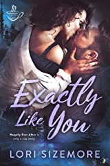 Exactly Like You: Cupid's Café #2 (Cupid's Cafe) Kindle Edition