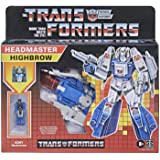 Transformers 2021 Modern Figure in Retro Packaging Autobot Headmaster Highbrow with Xort