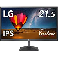 LG モニター ディスプレイ 22MN430H-B 21.5インチ/フルHD/IPS 非光沢/HDMI、D-Sub/Fr…