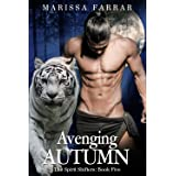 Avenging Autumn (The Spirit Shifters Book 5)
