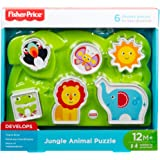 Fisher-Price Jungle Animal Puzzle