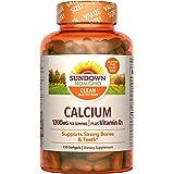 Sundown Naturals Calcium plus Vitamin D3, 1200mg, Softgels 170 ea