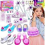 Peertoys Princess Toddler Toys For Girls - Dress Up & Pretend Play Princesses Dresses Girls' Fashion Dress Up Clothes Toy Bir