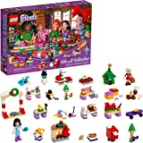 LEGO Friends Advent Calendar 41420, Kids Advent Calendar with Toys; Makes a Great Holiday Treat for Children who Love Toy Adv