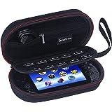 Smatree PS Vita(PS1000) , PS Vita 2000、PSP3000とアクセサリー用 旅行やホームストレージケース P100 (7.8x 4.4x 2.4 インチ)
