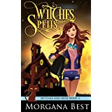 Witches' Spells: Cozy Mystery (Witches and Wine Book 5)