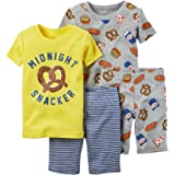 Carter's Baby Boys' 4 Pc Cotton 321g087