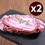 スペアリブ 国産豚肉 BBQ用 バックリブ(2ピース=1kg) Pork Spare Ribs SKU201