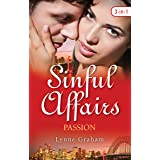 Sinful Affairs: Passion - 3 Book Box Set, Volume 2 (The Rich, the Ruthless and the Really Hands)