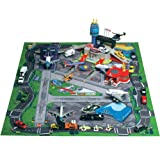 Large International Airport Play Mat Item #HR2039