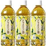 神戸居留地 ジャスミン茶 PET [ 高級茶葉 春風 配合 無香料 無着色 国内製造 ] 500ml ×3本