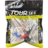 TOUR TEE ゴルフ ツアー ティ 5本入り