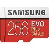 Samsung EVO Plus 256GB microSDXC UHS-I U3 100MB/s Full HD…