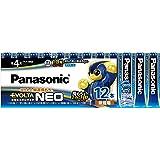 パナソニック エボルタNEO 単4形アルカリ乾電池 12本パック LR03NJ/12SW