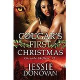 Cougar's First Christmas: A Cascade Shifters novella