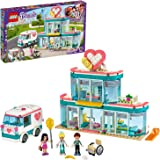 LEGO Friends Heartlake City Hospital 41394 Best Doctor Toy Building Kit, Featuring LEGO Friends Character Emma