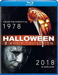 Halloween 2-Movie Collection [Blu-ray]