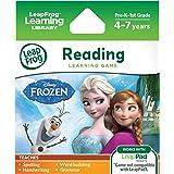 LeapFrog Disney Frozen Learning Game (for LeapFrog Epic, LeapPad Platinum, LeapPad Ultra, LeapPad2, LeapPad3)