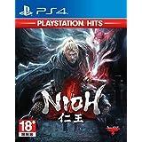 Nioh PlayStation HitsPlayStation 4
