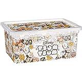 Disney 4L Tsum Tsum Line Art Click Box