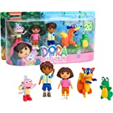 Dora the Explorer Collector Figure Set, 5-Pieces