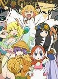 小林さんちのメイドラゴン 5 [Blu-ray]