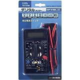オーム電機 マルチデジタルテスター TST-D10B