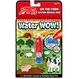 Melissa & Doug 9232 On The Go Water Wow! - Farm Toy