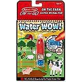 Melissa & Doug 9232 On The Go Water Wow! - Farm Toy