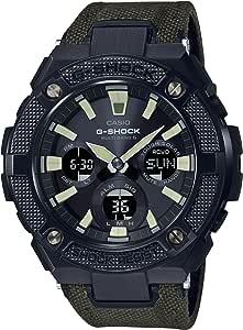 [カシオ] 腕時計 ジーショック G-STEEL 電波ソーラー GST-W130BC-1A3JF メンズ